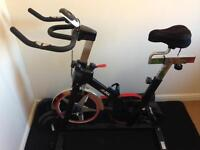 JLL Exercise Bike (Immaculate - Hardly Used) - RRP over £600
