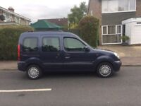 Diesel Renault kangoo venture van DCI 80 1.5 for sale, Long MOT, service history, drives good.