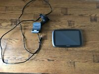 """TomTom Go 6000 6"""" Touch Screen European Maps with cradle"""