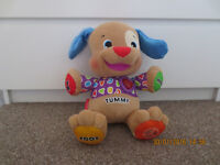 Fisher-Price silly sayings and sing-along songs Puppy mint con