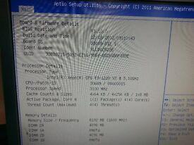 Fujitsi Primergy TX 100 S3 Server