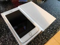 APPLE IPHONE 6 PLUS SILVER UNLOCKED EXCELLENT CONDITION