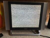 """17"""" Samsung LCD Monitor with TV tuner"""
