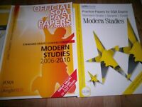 MODERN STUDIES PRACTICE PAPERS books