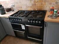 Range cooker flavel aspen 100