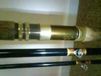FLY ROD milbro . 13 foot. old style...