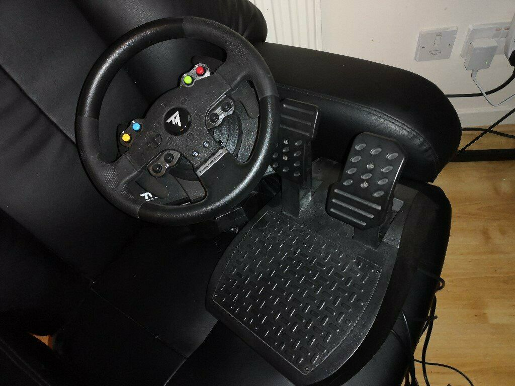 Thrustmaster TMX Force Feedback Racing Wheel for Xbox One or PC | in  Clydebank, West Dunbartonshire | Gumtree