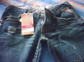 Brand New Animal Jeans Size 10
