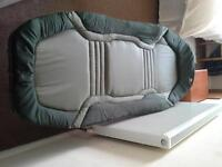 fishing bed & bivvy