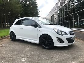 Vauxhall Corsa Limited Edition with Finance Available