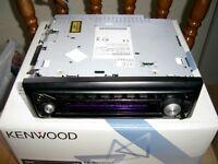 kenwood cd /radio player