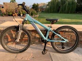 Carrrere girls mountain bike