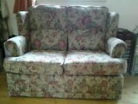 Cottage style sofa