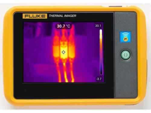 Fluke 5074148 PTi120 9HZ -  Compact Pocket Thermal Imager