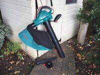 Bosch ALS25 leaf blower & vacuum corded