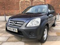 2005 / HONDA CRV / REMOTE LOCKING / 2 KEYS / ELECTRIC WINDOWS / 12 STAMPS / APRIL MOT .