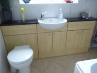 IDEAL STANDARD BATHROOM SUITE AND FURNITURE - Now reduced in price