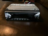 JVC Car Cd and Radio - used