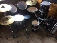 Job lot of drums