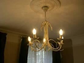 Chandelier / Light fitting - 5 bulb