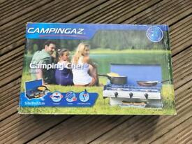 Campingaz Camping Chef stove