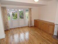 2 bedroom bungalow in rushey mead, prime location in le4 area