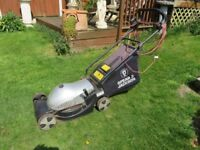 Spear & Jackson Electric Lawn Mower