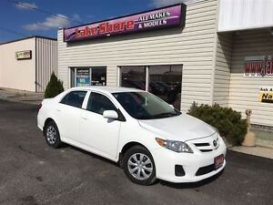 2013 Toyota Corolla CE HEATED MIRRORS TRACTION CONTRO TRACTION C