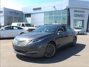 2015 Lincoln MKZ AWD Only 19,931 km's