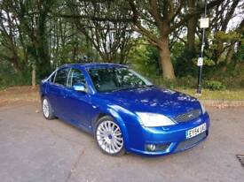 FORD MONDEO ST220 FULLY LOADED LOW MILLEGE LONG MOT FULL SERVICE HISTORY