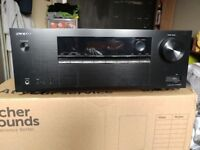 Onkyo txsr252 denon speakers home cinema surround sound £175 ono