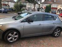 2011 Vauxhall Astra SRI salvage damaged