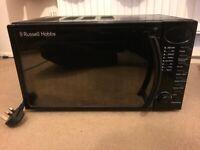 Black Microwave Russell Hobbs - (RHM1714B)
