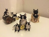 Country Artists, Sherratt & Simpson and The Leonardo Collection Cat Figures