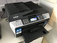 A3 Brother MFC Printer, Scanner, Fax