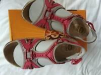 Earth Spirit Carolina Ladies Mule Sandals