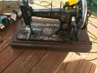 Singer and cresta five star sewing machines