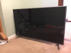 LG hd tv 50 inch ex cond