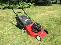 Lawn-King Sprint 37546cm/18 inch petrol mower, Briggs & Stratton engine