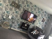 2 bed big beautiful flat for exchange