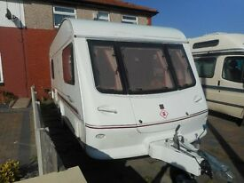 Elddis Tobago 2003 - 5 berth - Awning – Mover – New Battery – New Tyres - REDUCED