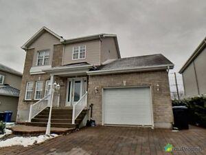 424 900$ - Maison 2 étages à vendre à Chambly