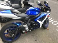Suzuki gsxr for sale 2500