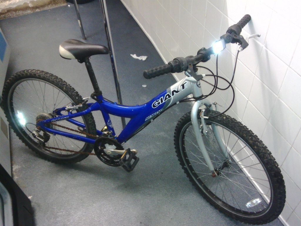 Giant Mtx 250 Bicycle For Sale In Bournemouth Dorset