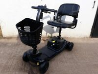 MOBILITY SCOOTER boot type with SUSPENSION ** I can deliver **