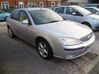 FORD MONDEO 2.0TDCi 130 Edge 5dr (silver) 2007
