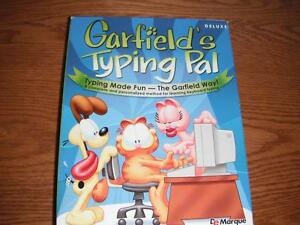 Garfields typing pal Deluxe
