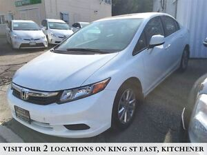 2012 Honda Civic EX-L | NAVIGATION | LEATHER | NO ACCIDENTS