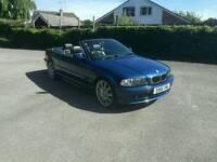 2002 BMW 320i Convertible Yeats MOT