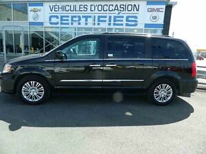 2015 Chrysler Town & Country Touring-L + CUIR + TOIT OUVRANT + 2
